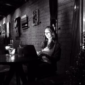 Juliette Writing